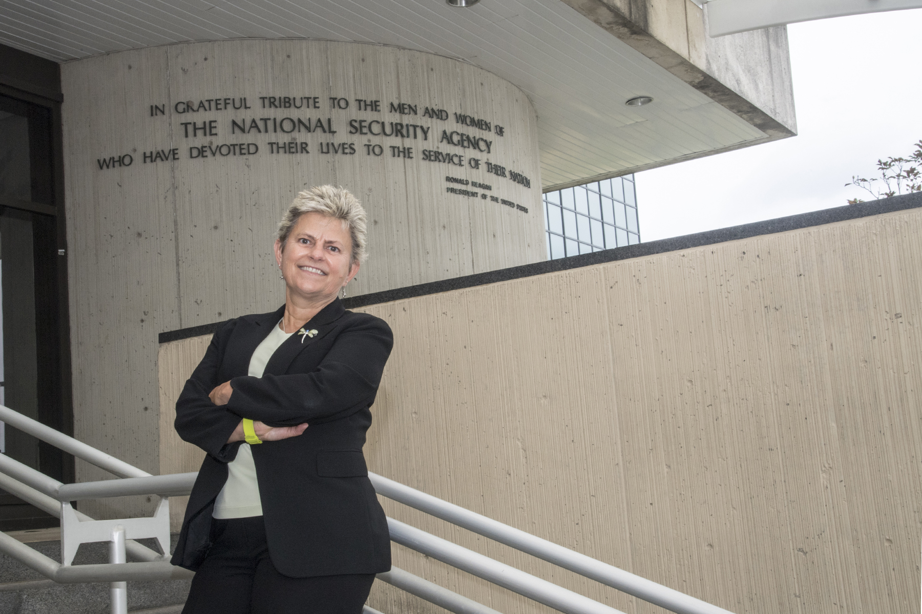 A Closer Look: Employee Profile > National Security Agency